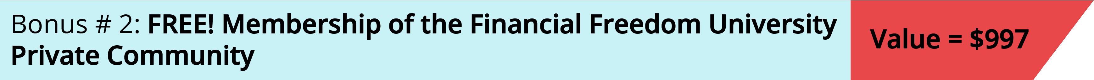 FFU July 2018 Registration with delay – Financial Freedom University